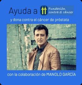 Campaña de FEFOC con Manolo García